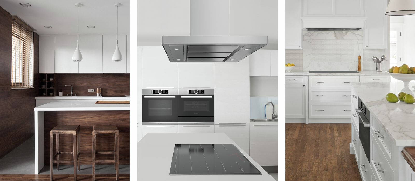 Step 2: Choose The Shape, Style And Colour Of Your Kitchen.