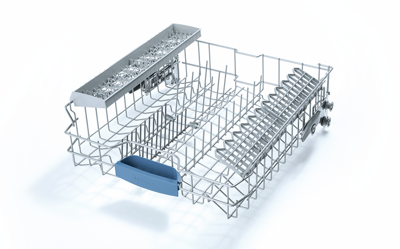 VarioFlex basket system for higher flexibility in the upper and lower basket