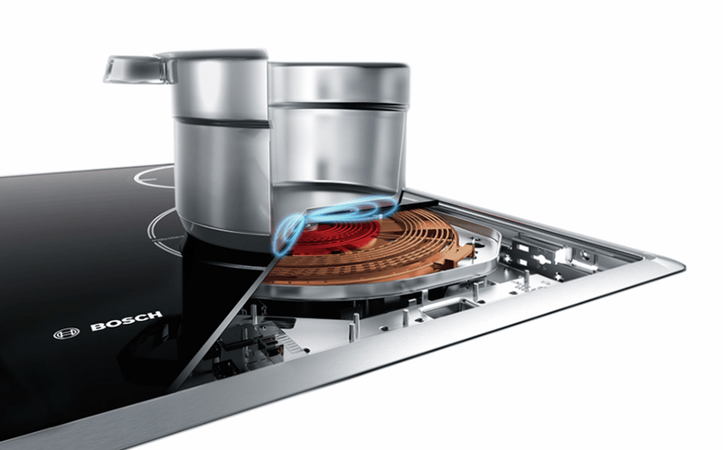 Faster cooking, reduced energy consumption. This is Induction.