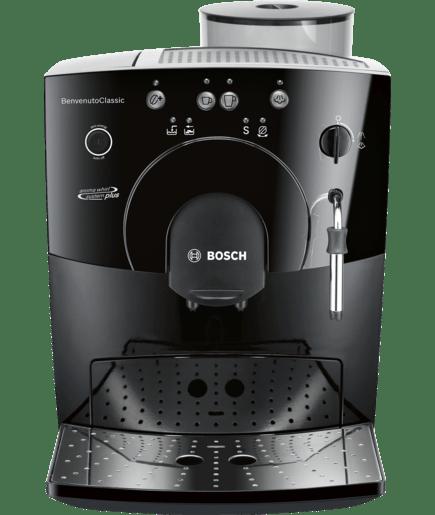 schwarz espresso kaffeevollautomat tca5309 bosch. Black Bedroom Furniture Sets. Home Design Ideas