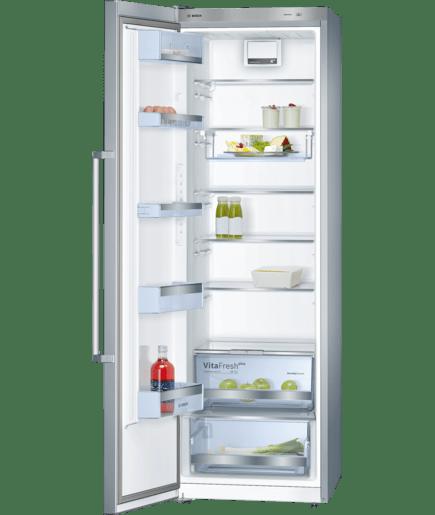 Türen Edelstahl Mit Anti Fingerprint Stand Kühlautomat   Serie | 6    KSV36BI30 | BOSCH Images