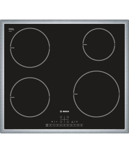 Bosch Pie645f17e 60 Cm Induction Ceramic Hob