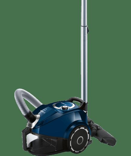 Aspirateur sans sac gs40 bleu runn 39 n bgs4210 bgs4210 bosch - Mini aspirateur sans sac ...