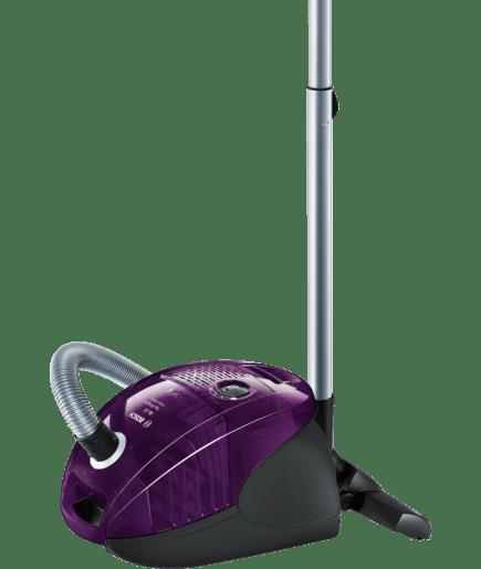 aspirateur avec ou sans sac gl 30 bag bagless violet. Black Bedroom Furniture Sets. Home Design Ideas