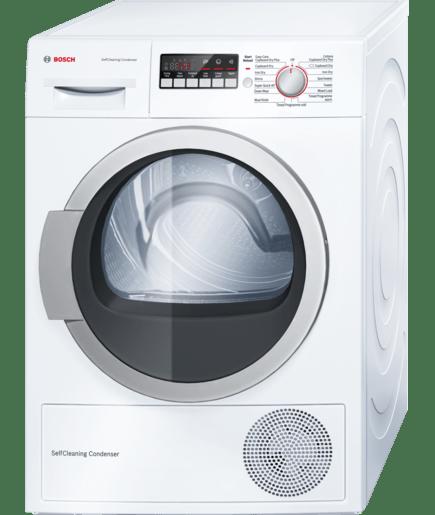Condenser Tumble Dryer With Heat Pump   Serie | 4   WTW85250GB | BOSCH
