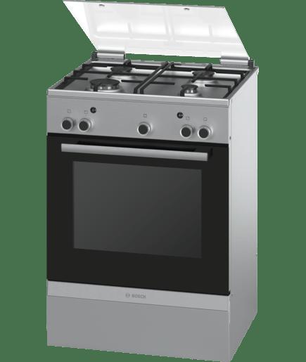 Bosch Kitchen Appliances Qatar: Gas Freestanding Cooker - Serie