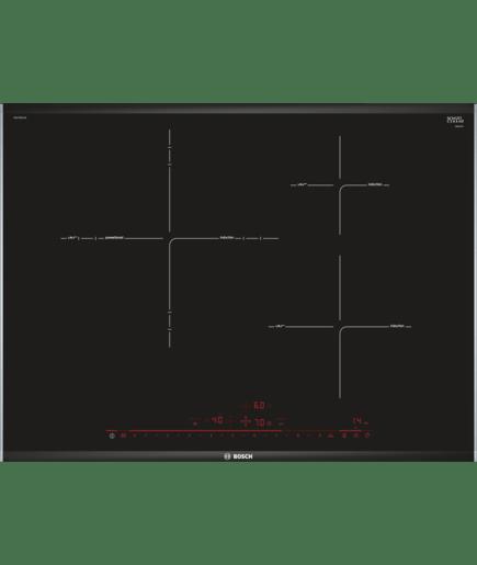 Cocinas De Induccion Bosch | Placa De Induccion De 70 Cm De Ancho Terminacion Premium Color