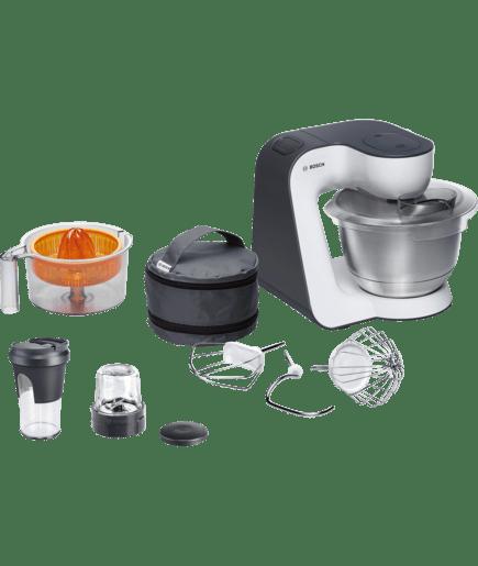 Robot de cuisine compacte mum50136 mum50136 bosch for Robot de cuisine bosch mum5