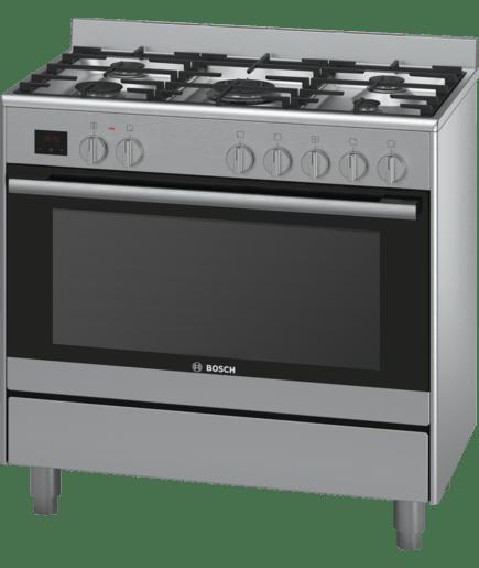 Range Cooker 90 Cm Serie 6 Hsb737357z Bosch