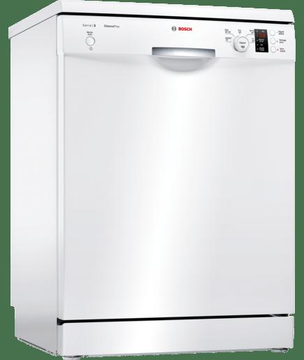 Lave vaisselle 60 cm silenceplus pose libre blanc for Pose d un lave vaisselle encastrable