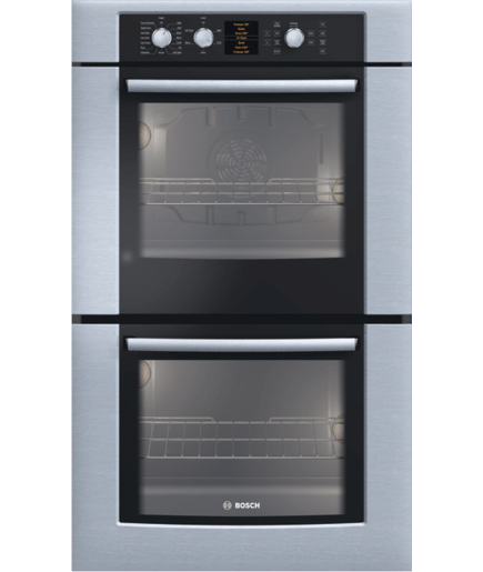 30 Quot Double Wall Oven 500 Series Stainless Steel