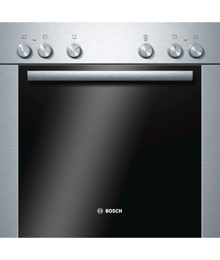 stainless steel oven serie 4 hea10b250 bosch. Black Bedroom Furniture Sets. Home Design Ideas