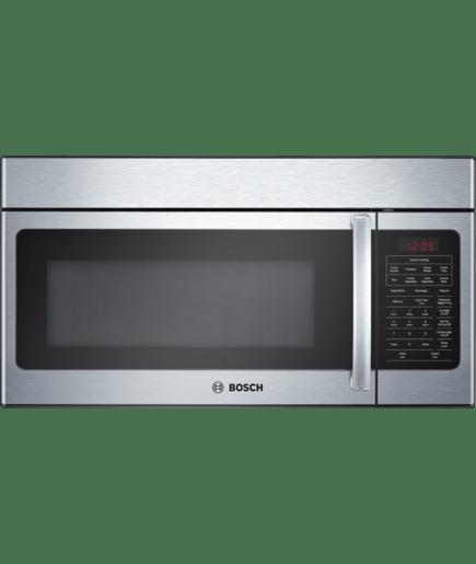 500 Series Stainless Steel 30 Over The Range Microwave Hmv5051u Bosch