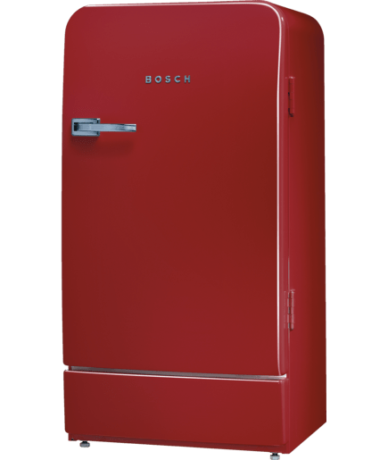 upright fridge wine red metallic classic edition serie 8 ksl20s55 bosch. Black Bedroom Furniture Sets. Home Design Ideas