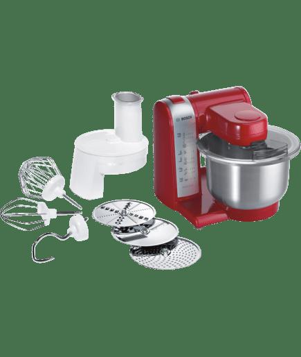 Mum food mixer mum48r1gb bosch for Robot de cocina bosch mcm4100