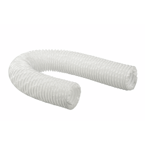 Exhaust Ventilation Hoses : Exhaust air hose vent with clip length mm