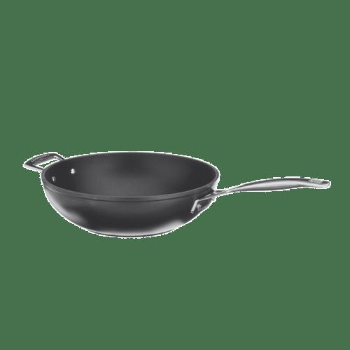 bosch 00467171 wok le creuset aluminium wok pfanne 30 cm. Black Bedroom Furniture Sets. Home Design Ideas