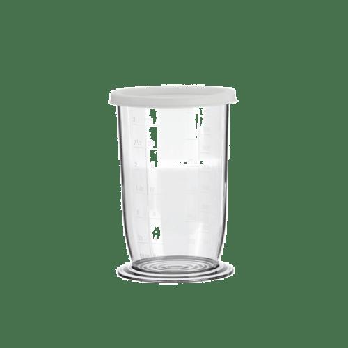 bosch 00656963 messbecher mit deckel fuer stabmixer. Black Bedroom Furniture Sets. Home Design Ideas