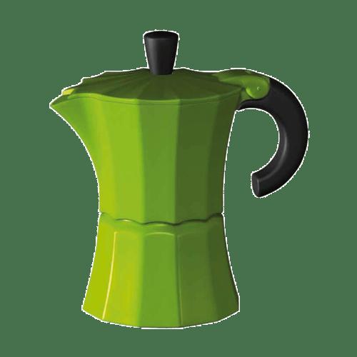 bosch 00572031 kaffeezubeh r gnali zani alu espressokocher morosina green f r 3 tassen der. Black Bedroom Furniture Sets. Home Design Ideas
