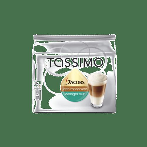 Bosch 00574080 Kaffee Bosch Tassimo T Disc Quot Jacobs Latte Macchiato Weniger S 252 223 Quot