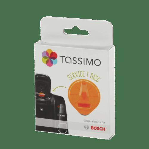 bosch 00576837 service t disc for tassimo machines for tassimos using orange service disc. Black Bedroom Furniture Sets. Home Design Ideas