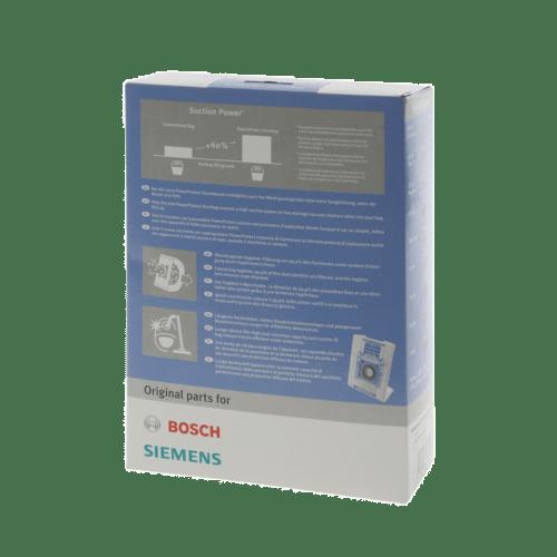 bosch 00576863 staubsaugerbeutel powerprotect staubbeutel typ g all 4 filterbeutel 1. Black Bedroom Furniture Sets. Home Design Ideas