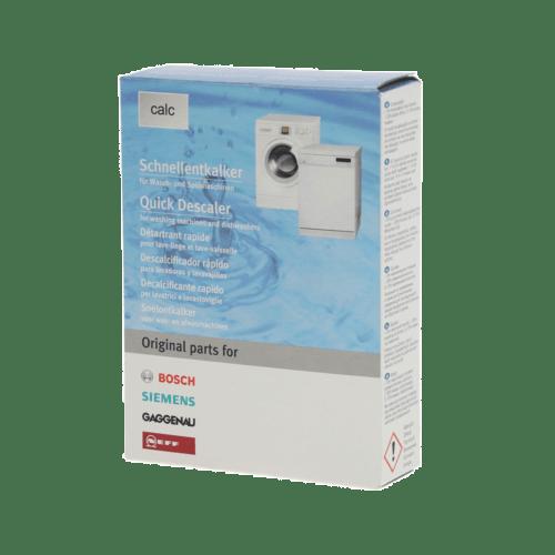 washing machine descaler products