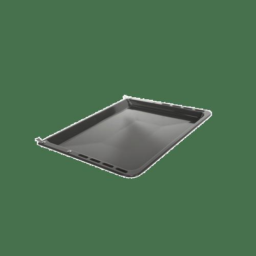 bosch 00680615 backblech emailliert grau. Black Bedroom Furniture Sets. Home Design Ideas