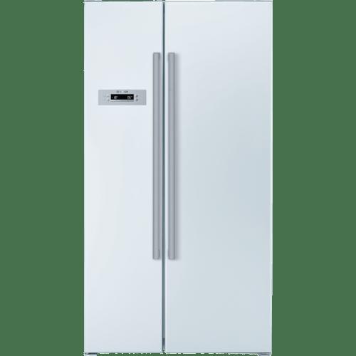 side by side refrigerator the 588 litre frost free side by side. Black Bedroom Furniture Sets. Home Design Ideas