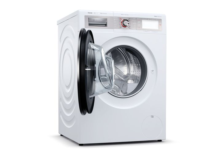 HomeProfessional Washing machine, front loader 9 kg 1600 rpm WAY32891AU WAY32891AU-1