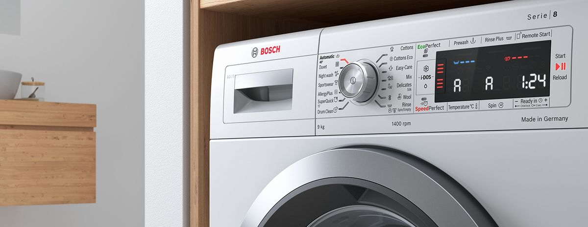 Washing Machine Symbols Washing Machine Settings Bosch Uk