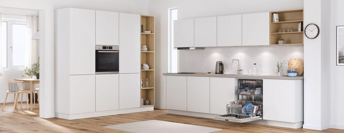 Lavavajillas Silenciosos – Electrodomésticos Bosch