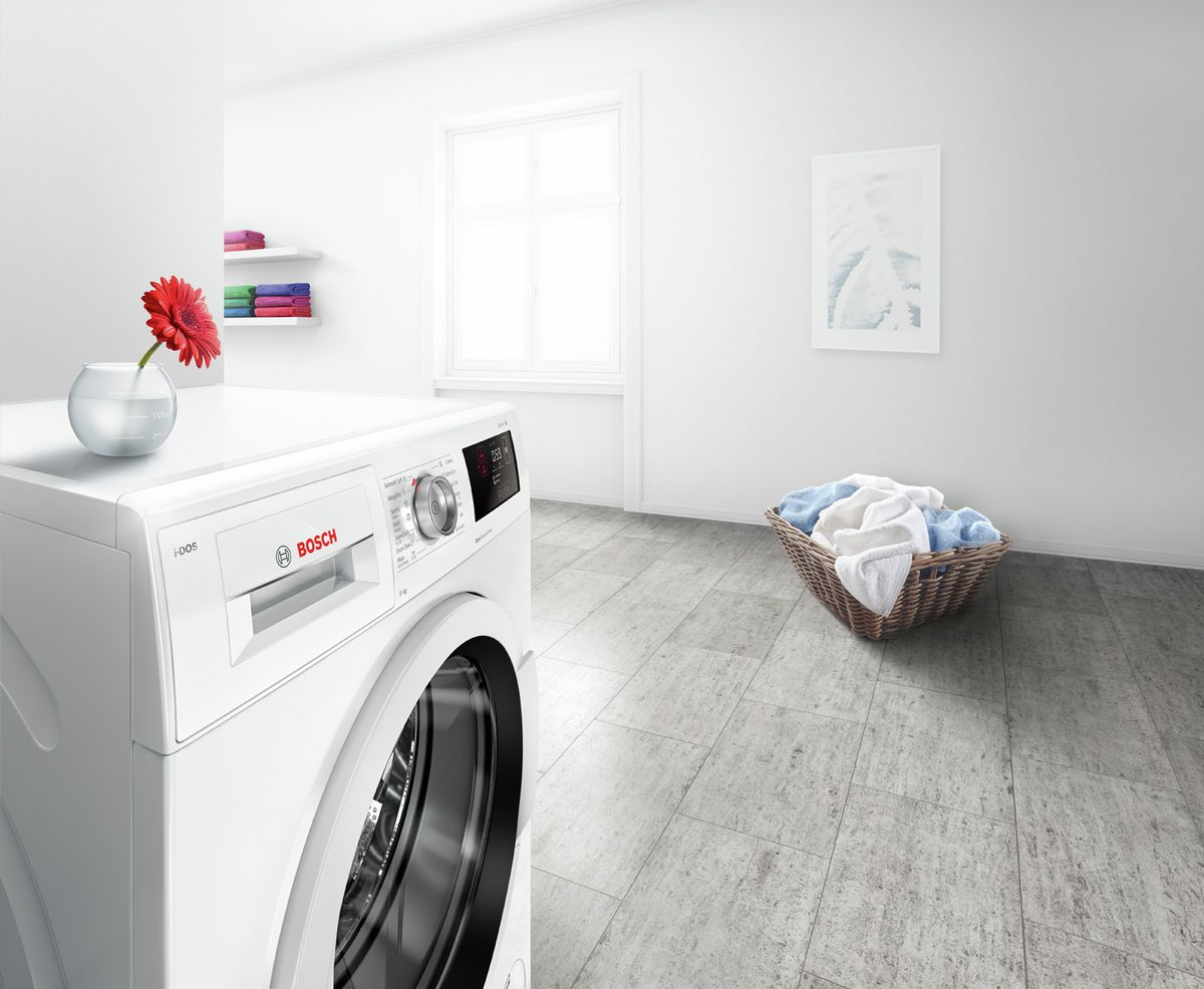 Washing Machine Help | Bosch UK