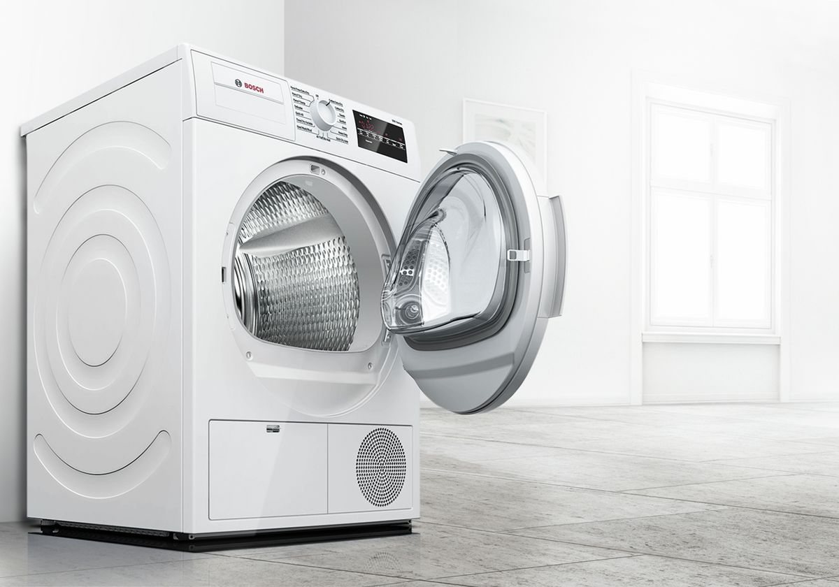 Fehlermeldung behälter leeren wenn beim wäschetrockner der