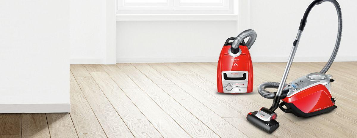 Vacuum Cleaners Bosch