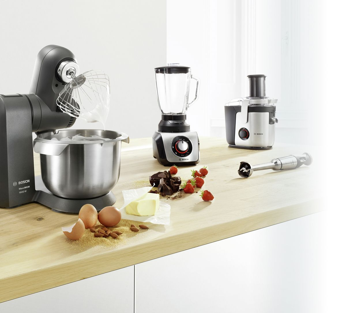 Support For Bosch Small Appliances