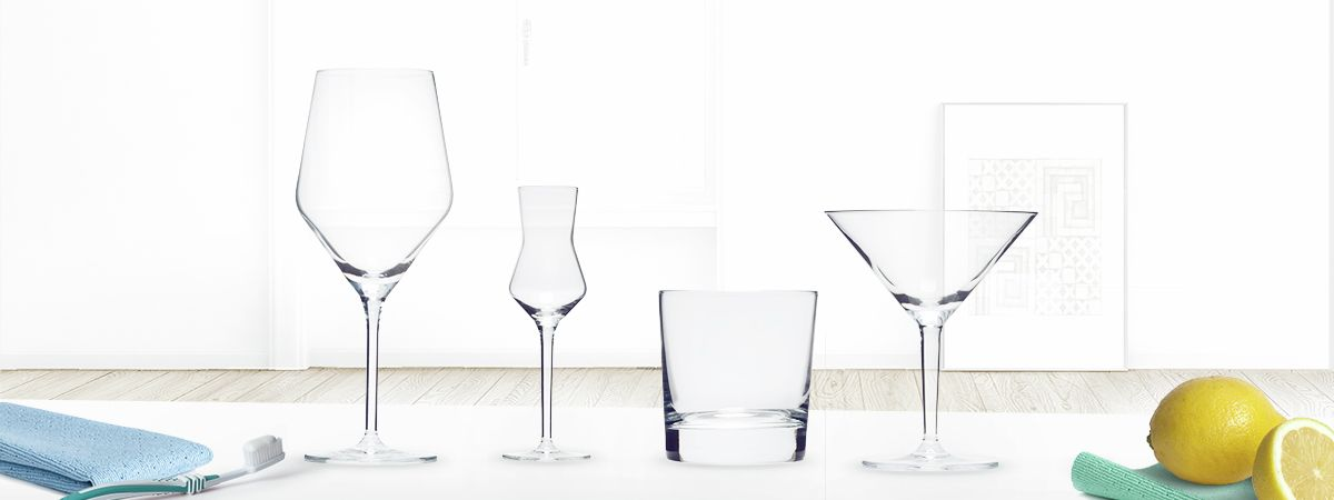 Extrem Kalkflecken auf Glas entfernen | Bosch UD69