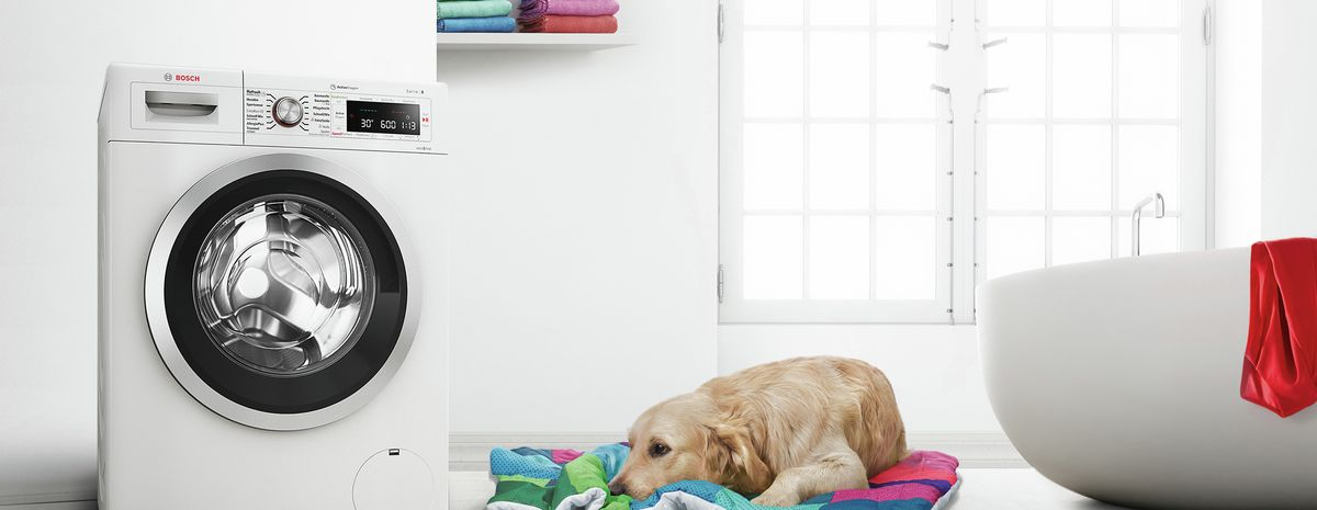 Super Waschmaschine Geruch - Bosch Hausgeräte UX91