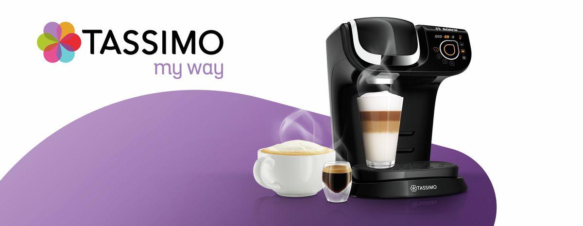 caffè caffè Capuccino BOSCH Tassimo Vivy Macchina bevande calde cioccolata calda