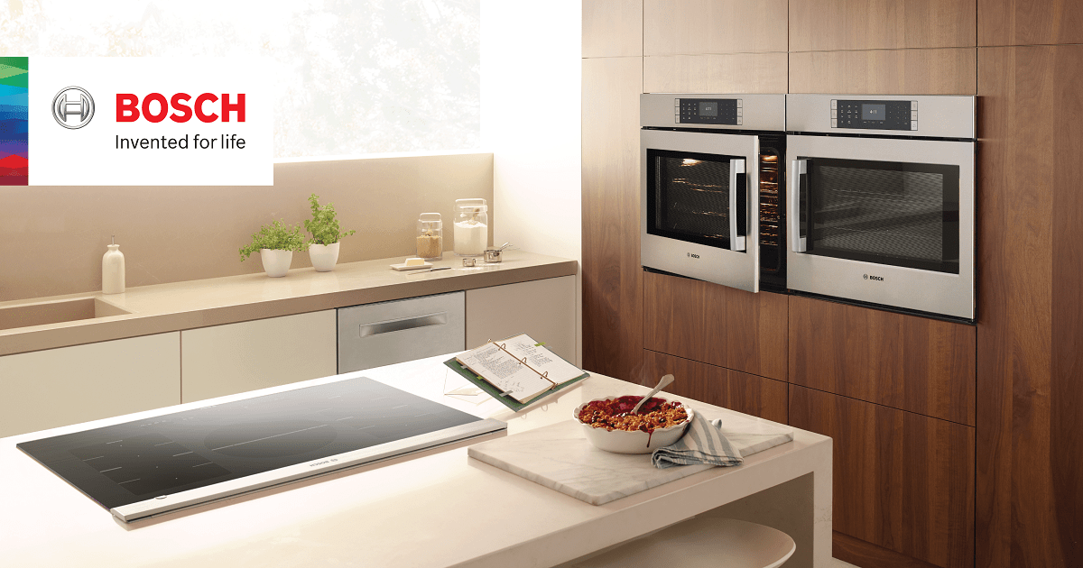 Kitchen Appliances | Home Appliances | High End Appliances From Bosch