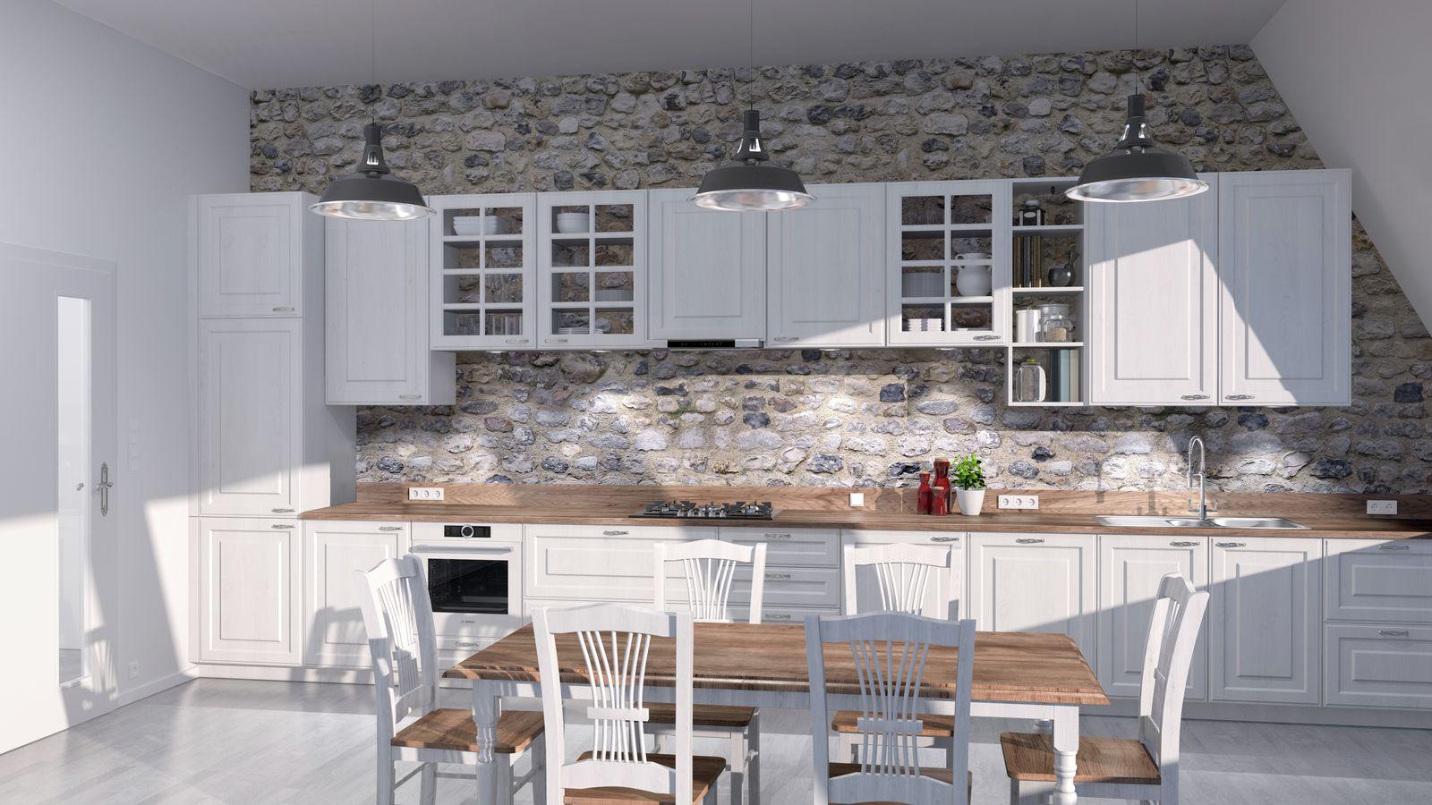 Farmhouse Keuken Landelijk : Mijn keukeninspiratie van bosch planning ideeën en innovatieve