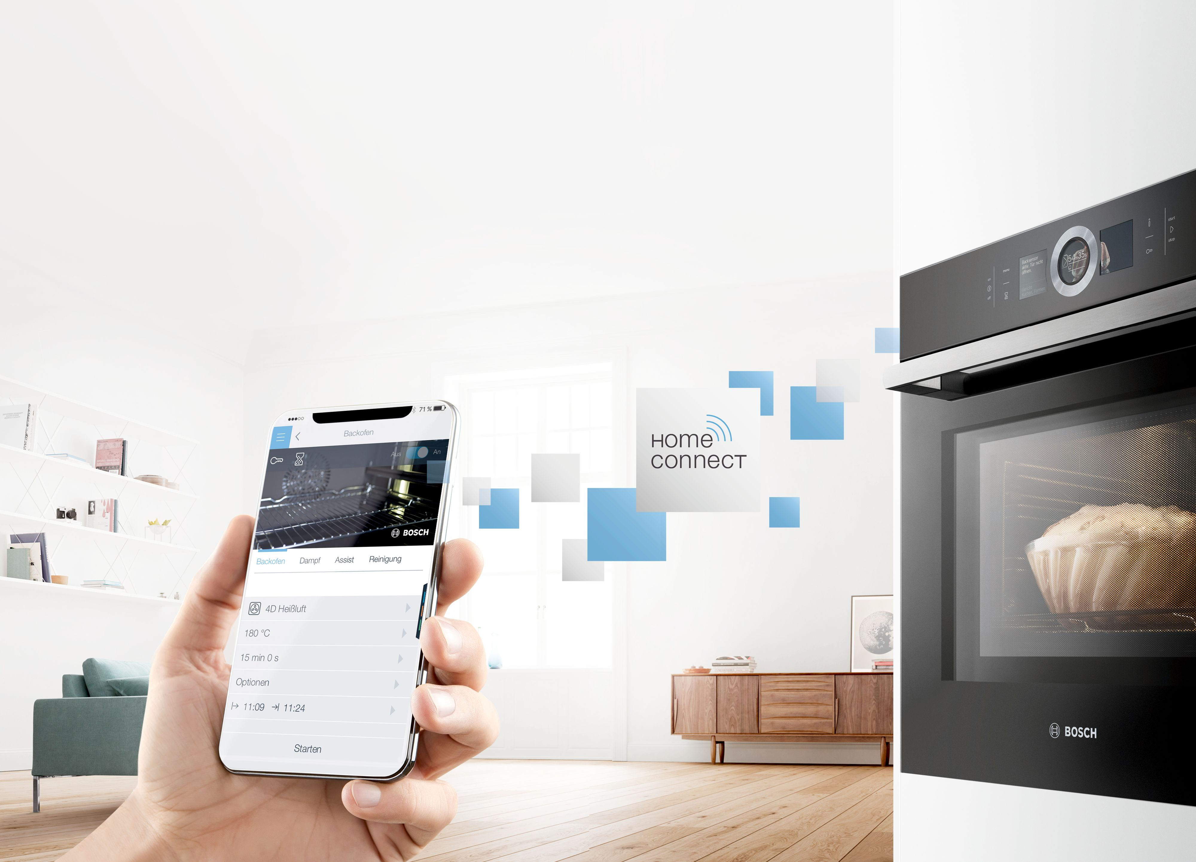 Bosch Kühlschrank Home Connect : Smart today u2013 smart tomorrow