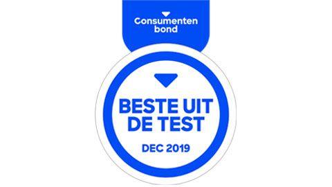 Beste uit de test december 2019