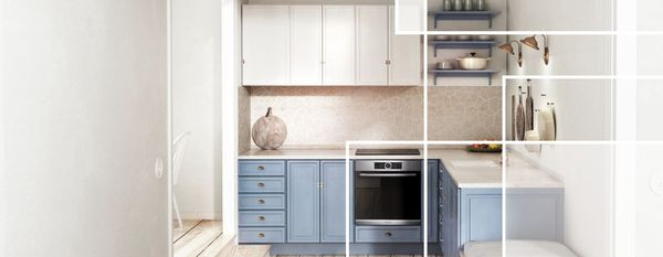 Inspiring Small Kitchen Design And Appliance Tips Bosch Home Appliances