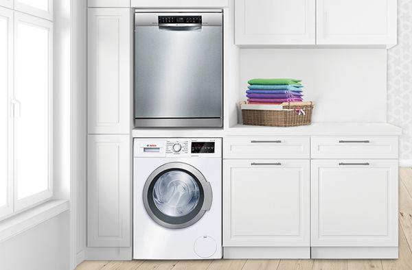 Dishwashers - Robert Bosch Home Appliances.