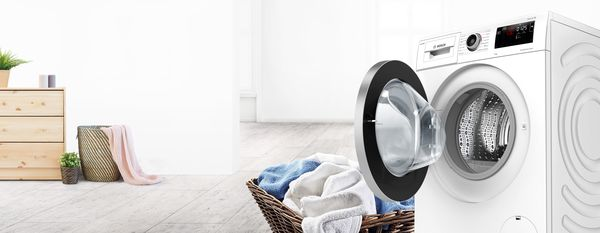Washing Machine Help Bosch Uk