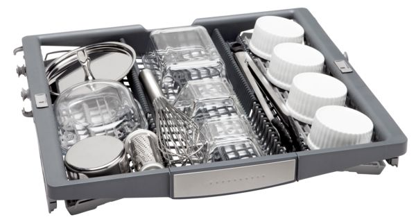 800 Series Dishwasher 24 Black Stainless Steel Shpm78w54n