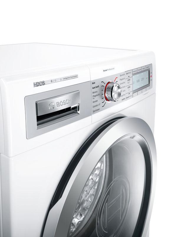 Weiße Wäsche Waschen Lassen Sie Ihre Wäsche Strahlen Bosch