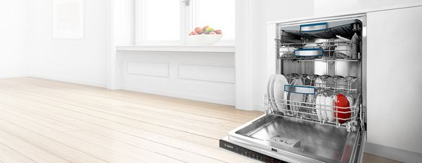 The Only Thing That Doesn T Fit In Your Kitchen Is Dirty Dishes A Bosch Underbench Dishwasher