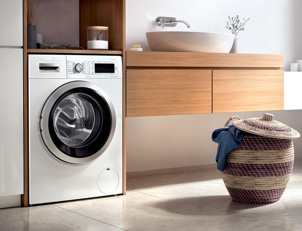 I migliori risultati con le lavatrici Bosch.